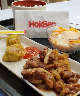 Foto - Makanan di HokBen (Hoka Hoka Bento) oleh Ken @bigtummy_culinary