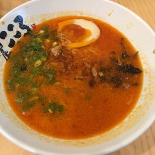 Foto review Kokoro Tokyo Mazesoba oleh Angela Nadia 3