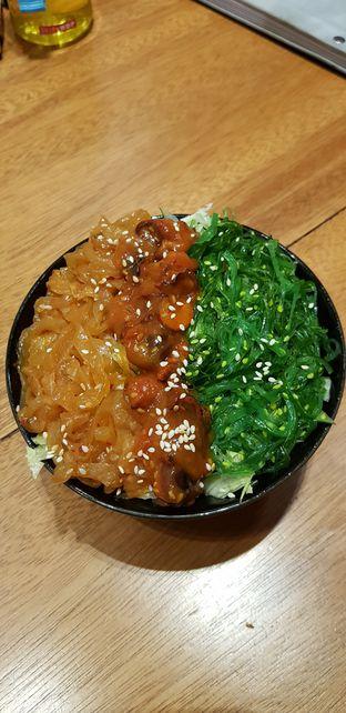 Foto 1 - Makanan(chuka salad ) di Teishoku oleh CumaYangEnak