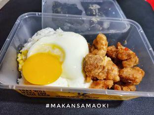 Foto review Salty Sam oleh @makansamaoki  3