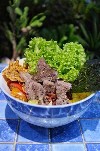 Foto Makanan di The Local Garden