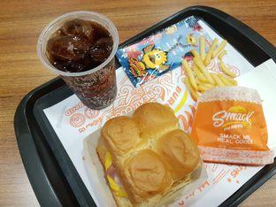 Foto 3 - Makanan di Smack Burger oleh El Yudith