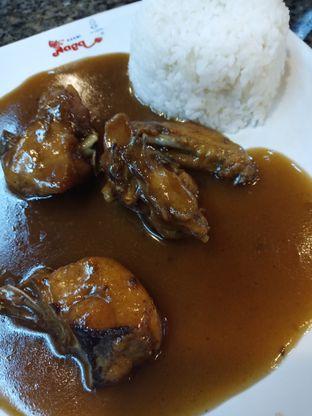 Foto 5 - Makanan di Bakmi Naga oleh Dhans Perdana