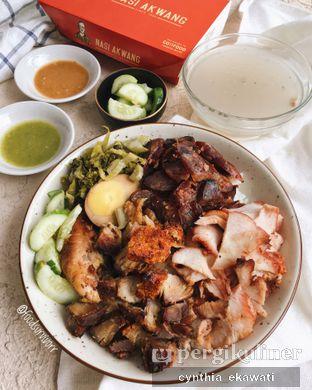 Foto review Nasi Akwang oleh @ Foodsurvivorr 1