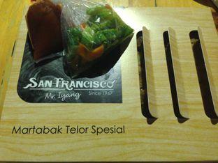 Foto 2 - Makanan(Martabak Asin Spesial Sapi) di Martabak San Francisco oleh Tita Tiara