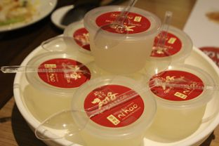 Foto 10 - Makanan(Coconut Pudding) di The Grand Ni Hao oleh YSfoodspottings