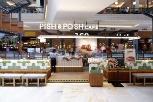 Foto 14 - Interior di Pish & Posh Cafe oleh yudistira ishak abrar