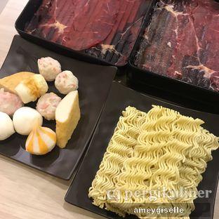 Foto 2 - Makanan di Kitamura Shabu - Shabu oleh Hungry Mommy