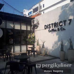 Foto review District 7 Coffee oleh maya hugeng 2