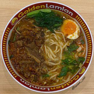 Foto 6 - Makanan di Golden Lamian oleh Levina JV (IG : levina_eat )