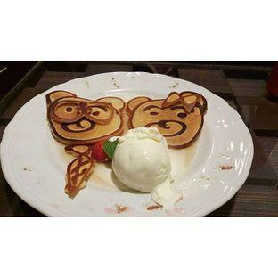 Foto 1 - Makanan(bear pancake) di The Bailey's and Chloe oleh antoni ang IG:@antoni_ang