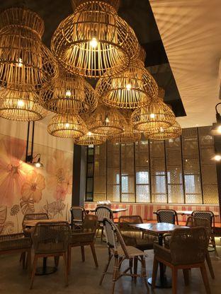 Foto 1 - Interior di Geulis The Authentic Bandung Restaurant oleh Rio Saputra