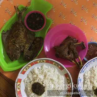 Foto 3 - Makanan(Ikan Goreng) di Palupi Bebek Goreng oleh Monique @mooniquelie @foodinsnap