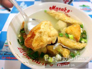 Foto 5 - Makanan di Bakmi Bangka Awat oleh Fransiscus