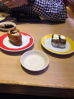 Foto 2 - Makanan di Genki Sushi oleh Yohanacandra (@kulinerkapandiet)