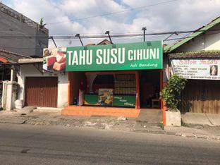 Foto review Tahu Susu Cihuni oleh Prido ZH 4