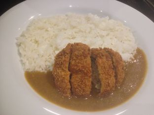 Foto 5 - Makanan(Burger katsu curry) di Takaramono oleh Komentator Isenk