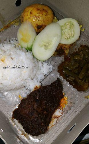 Foto 2 - Makanan di RM Sinar Minang oleh Jenny (@cici.adek.kuliner)