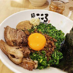 Foto 1 - Makanan di Kokoro Tokyo Mazesoba oleh Yuli || IG: @franzeskayuli