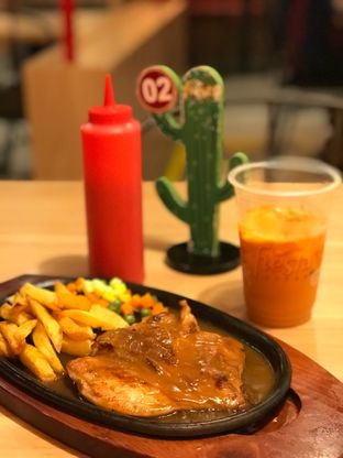 Foto review Fiesta Steak oleh yudistira ishak abrar 9