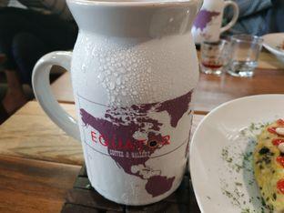 Foto 2 - Makanan di Equator Coffee & Gallery oleh Pradyta Febriana Rudiyanto