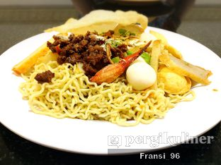 Foto 1 - Makanan di Bakmi Kepiting Pontianak 58 oleh Fransiscus