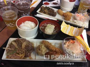 Foto 2 - Makanan di HokBen (Hoka Hoka Bento) oleh Anisa Adya