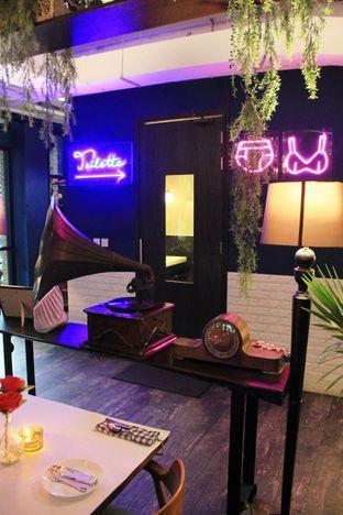 Foto 4 - Interior di Bleu Alley Brasserie oleh Prido ZH