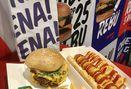 Foto Makanan di Burger Brader