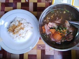 Foto 1 - Makanan di Sop Buntut Sapi Ma' Emun (Ibu Imas) oleh andin sputri