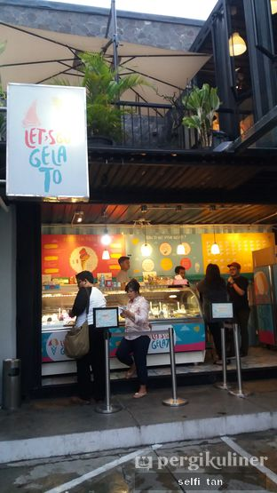 Foto review Let's Go Gelato oleh Selfi Tan 2