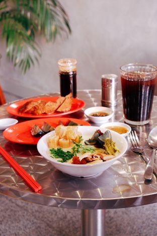 Foto 1 - Makanan di Bubur Cap Tiger oleh Indra Mulia