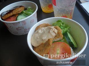 Foto 1 - Makanan(Roasted Sesame Tori Rice) di McDonald's oleh Asharee Widodo