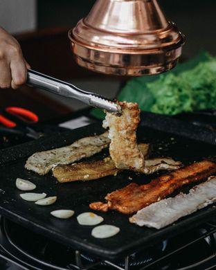 Foto 2 - Makanan di Flaming Mr Pig oleh Erika Karmelia