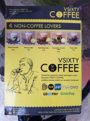 Foto 1 - Menu di VSIXTY COFFEE oleh Chris Chan