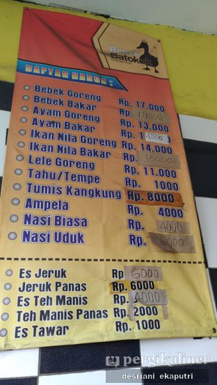 Foto review Bebek Batokok Duo Sambal oleh Desriani Ekaputri (@rian_ry) 5