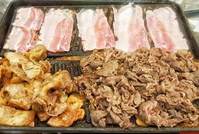 Foto Bak Bak Korean BBQ
