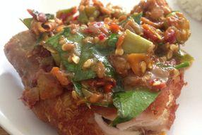 Foto Ayam Mercon Kongko2