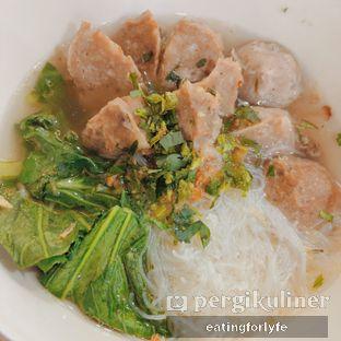 Foto 4 - Makanan di Bakso & Mie Ayam Yamin 33 oleh Fioo | @eatingforlyfe