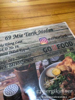 Foto 3 - Makanan di Mie Tarek Medan 69 oleh Francine Alexandra