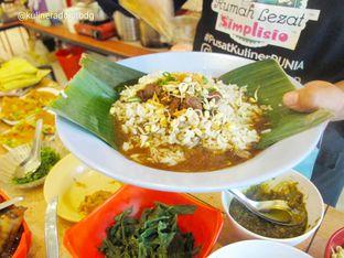 Foto 2 - Makanan di Warung Sego Nusantara oleh Kuliner Addict Bandung