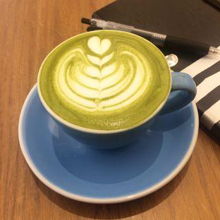 Foto 2 - Makanan(matcha latte) di Common Grounds oleh Yulia Amanda