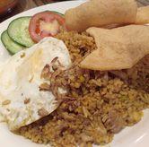 Foto Nasi goreng kambing di Kafe Betawi