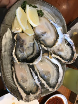 Foto 6 - Makanan(Oyster) di Sushi Masa oleh Aireen Puspanagara