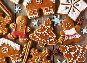 Kenalan dengan Lebkuchen, Kue Jahe Natal Khas Jerman Tertua di Dunia