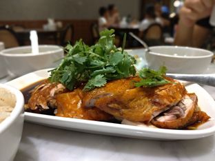 Foto 1 - Makanan di Wee Nam Kee oleh Cecilia Octavia