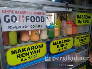 Foto review Makaroni Ginmi oleh Asasiani Senny 1