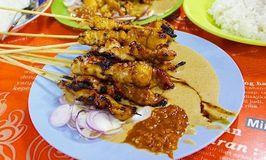 Sate Ayam Ponorogo Pak Seger