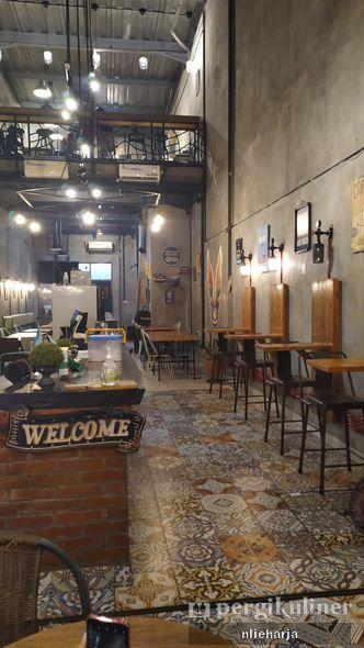 Foto Interior di Coffeehood