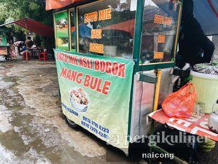 Foto review Soto Mie Asli Bogor Mang Bule oleh Icong  4
